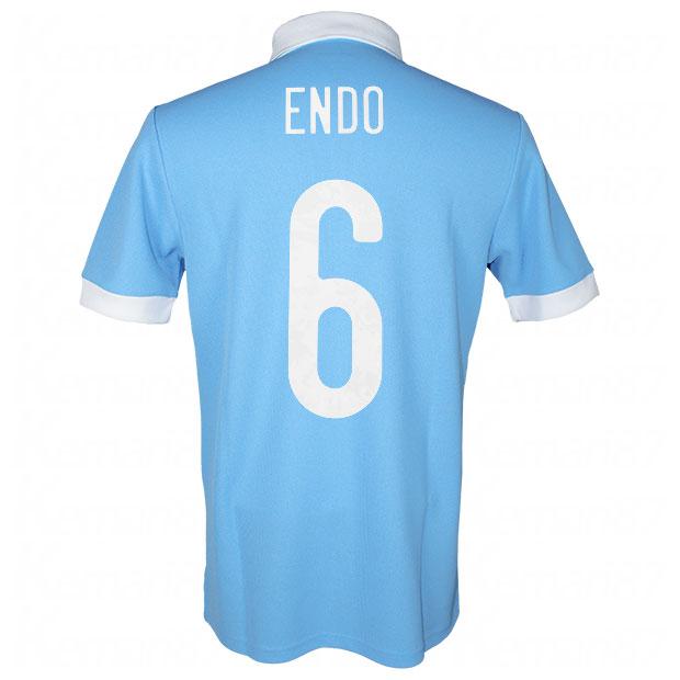 サッカー日本代表 100周年アニバーサリー オーセンティック ユニフォーム 半袖  ekq79-endo