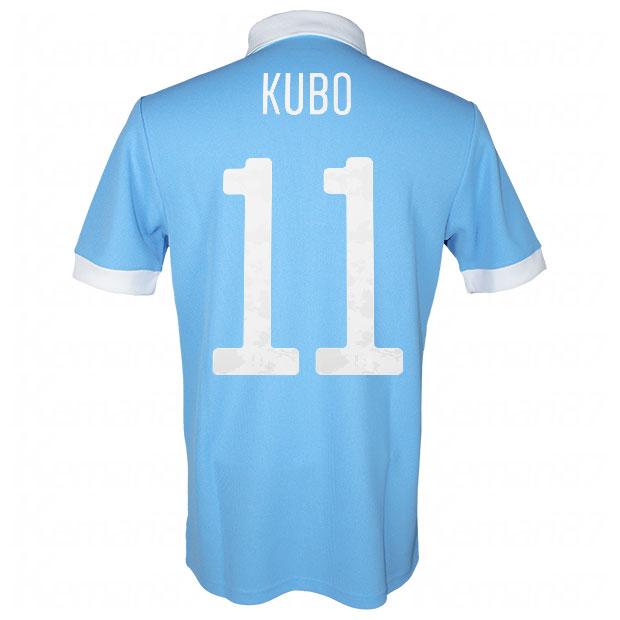 サッカー日本代表 100周年アニバーサリー オーセンティック ユニフォーム 半袖 久保建英 ekq79-kubo