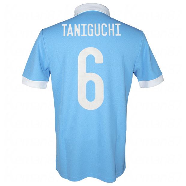 サッカー日本代表 100周年アニバーサリー オーセンティック ユニフォーム 半袖  ekq79-taniguchi