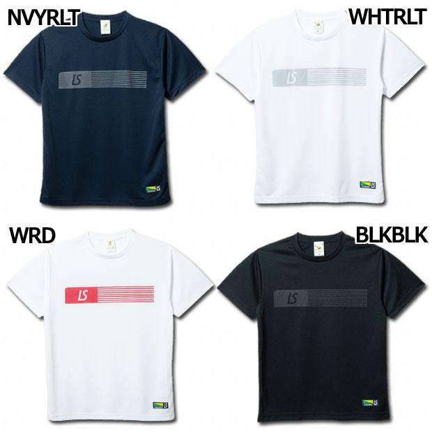 パラレルライン 半袖プラクティスシャツ  f1811015-19ss