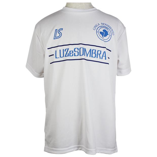 ラインピッチ 半袖プラクティスシャツ  f1811021-whtabl ホワイト×ATMブルー
