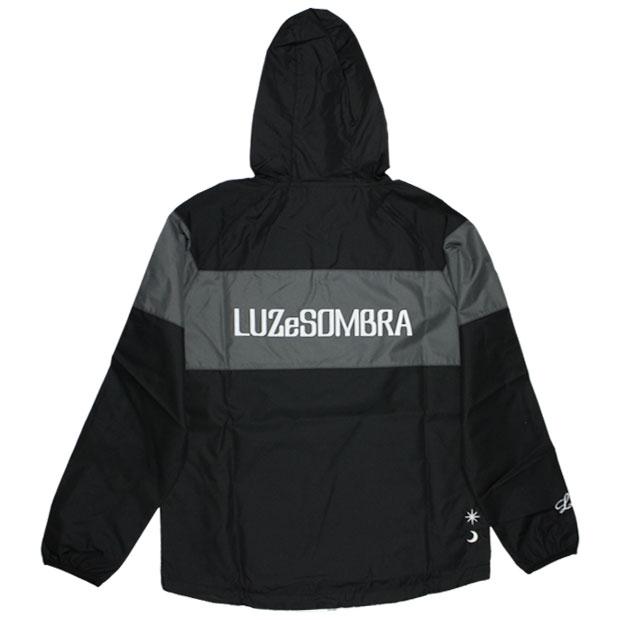 ジュニア FLAT LINE ハーフZIPピステトップ  f1821109-blkchc ブラック×チャコール