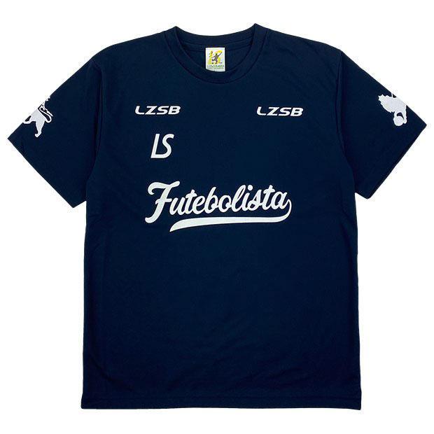 フッチボル ザイオン 半袖プラクティスシャツ  f1911016-nvy ネイビー