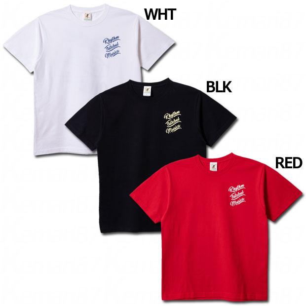 RHYTHM 半袖Tシャツ  f1912031