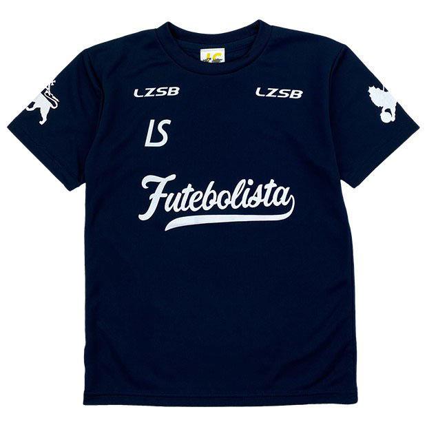 ジュニア フッチボル ザイオン 半袖プラクティスシャツ  f1921017-nvy ネイビー