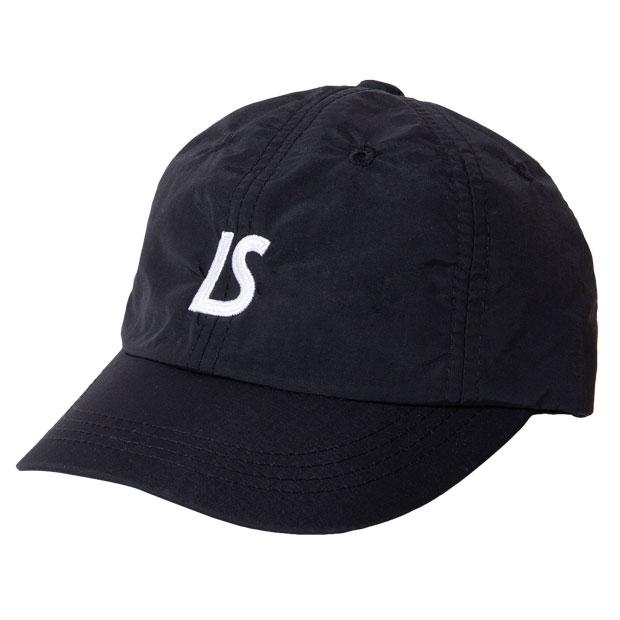 ジュニア LS B-SIDE キャップ  f1924810-blk ブラック