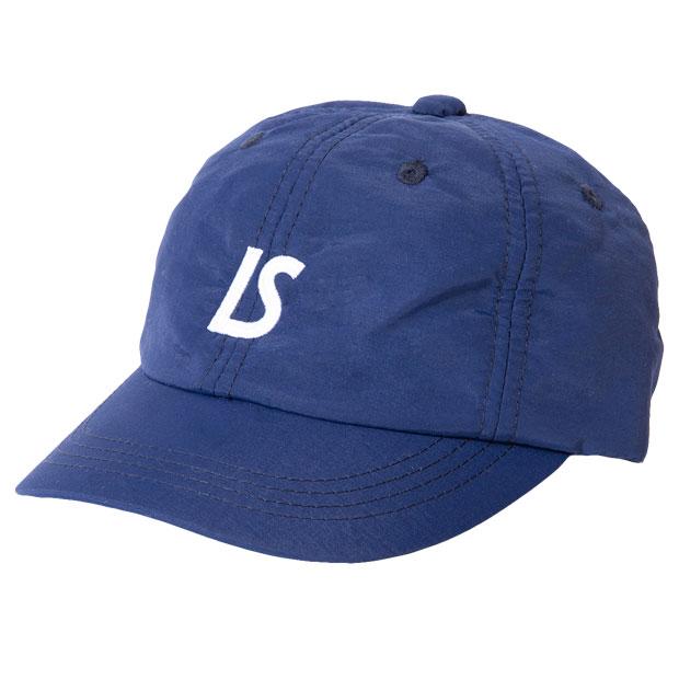 ジュニア LS B-SIDE キャップ  f1924810-nvy ネイビー