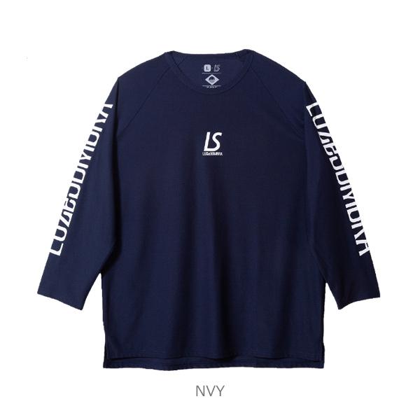 スーパーフライ2 長袖プラクティスシャツ  f2011008-nvy ネイビー