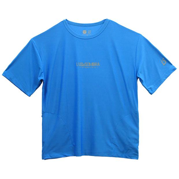TWN ビッグシルエット半袖プラTシャツ  f2011026-atmblu ATMブルー