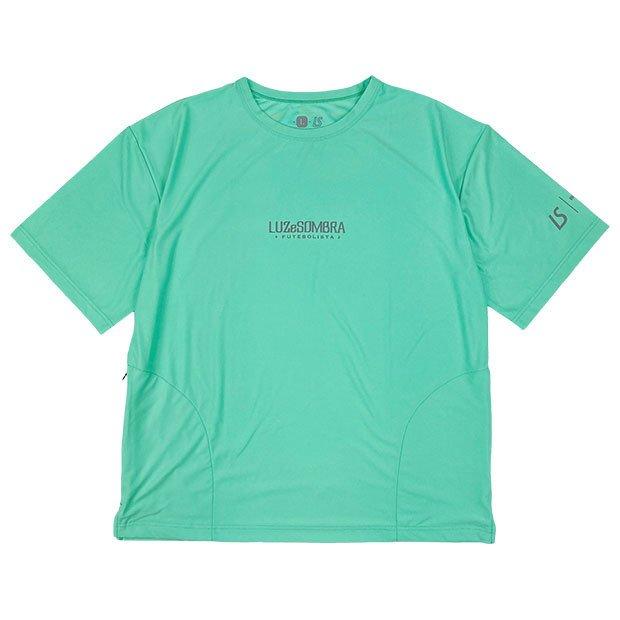 TWN ビッグシルエット半袖プラTシャツ  f2011026-mgrn Mグリーン