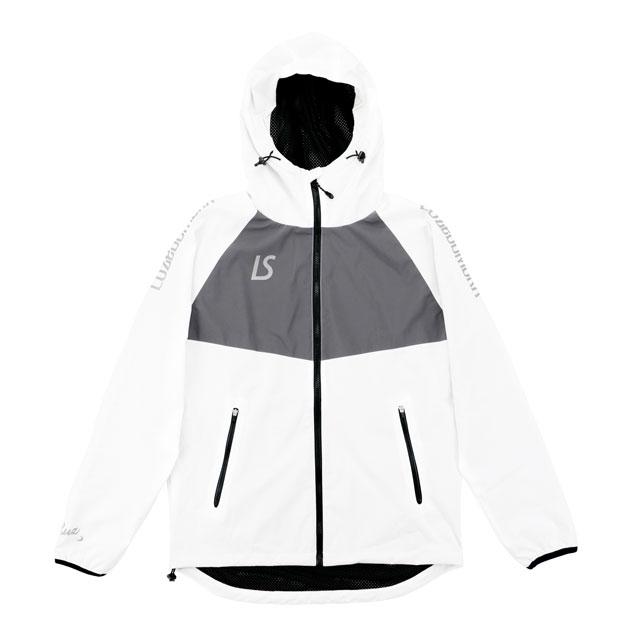 STANDARD ストレッチタフタメッシュジャケット  f2011105-wht ホワイト