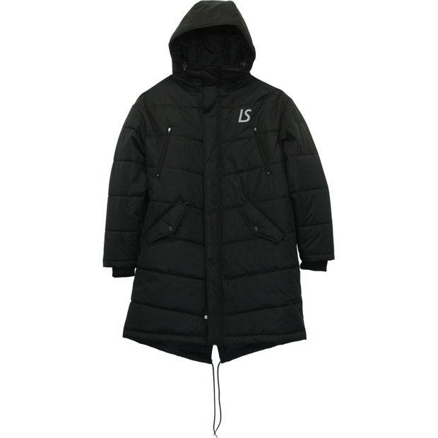 GO OUT ロングコート  f2011207-blk ブラック