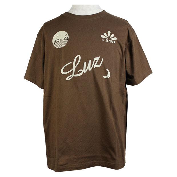 スタンダード 半袖Tシャツ  f2012017-brnbsn ブラウン×バッセン