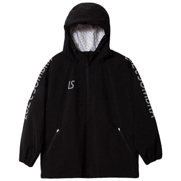 ライトムーブエアー アノラックジャケット  f2012203-blk ブラック