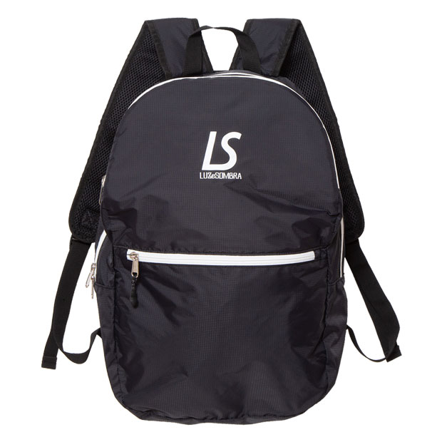 LZ イージーポケッタブルバックパック  f2014703-blk ブラック