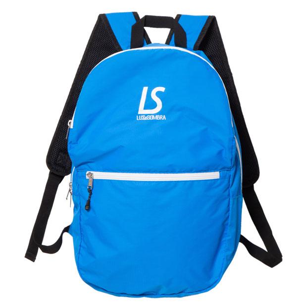LZ イージーポケッタブルバックパック  f2014703-blu ブルー