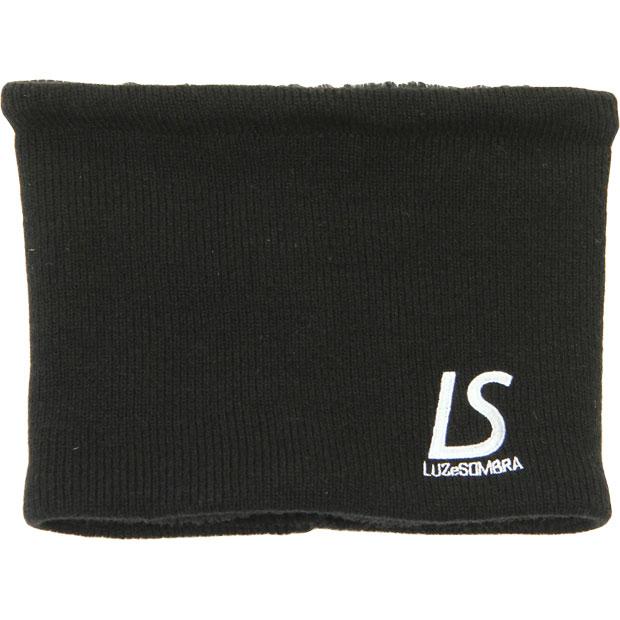 LUZ TOP TEAM ボアフリースネックウォーマー  f2014811-blk ブラック