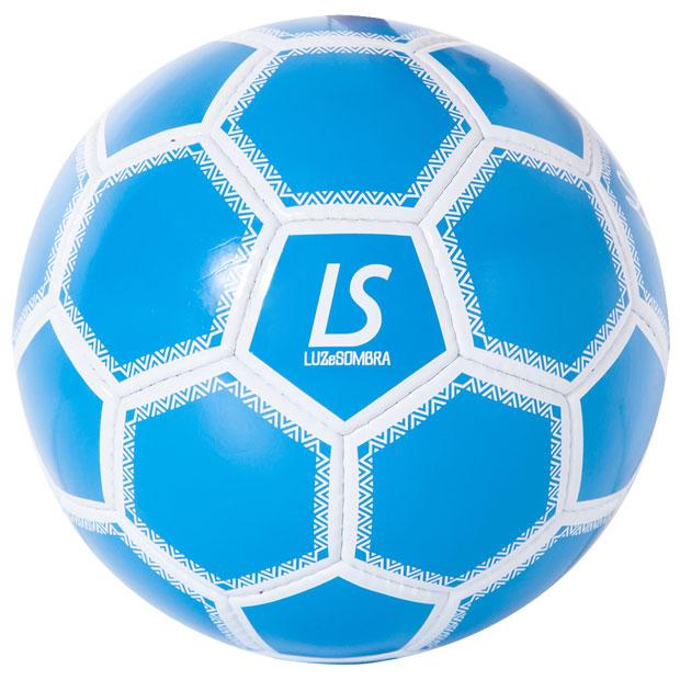 LUZ フットサルボール  f2014918-atmblu ATMブルー