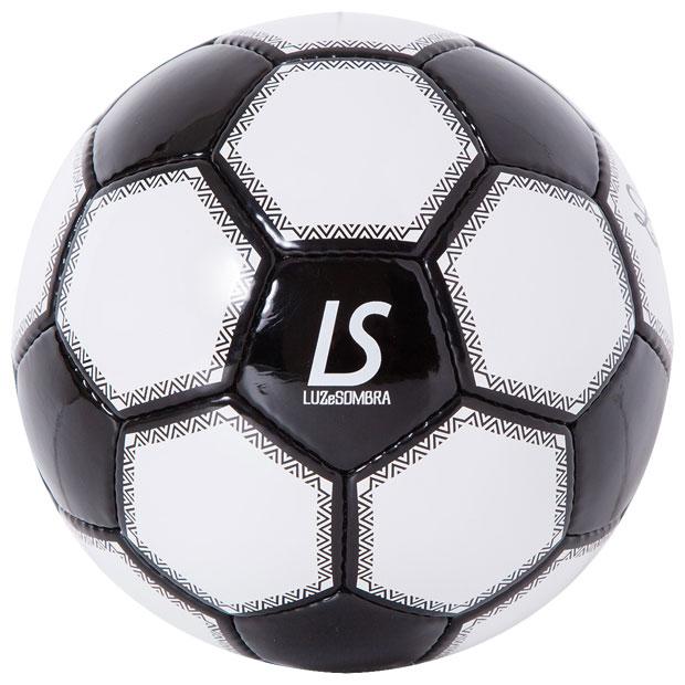 LUZ フットサルボール  f2014918-wht ホワイト