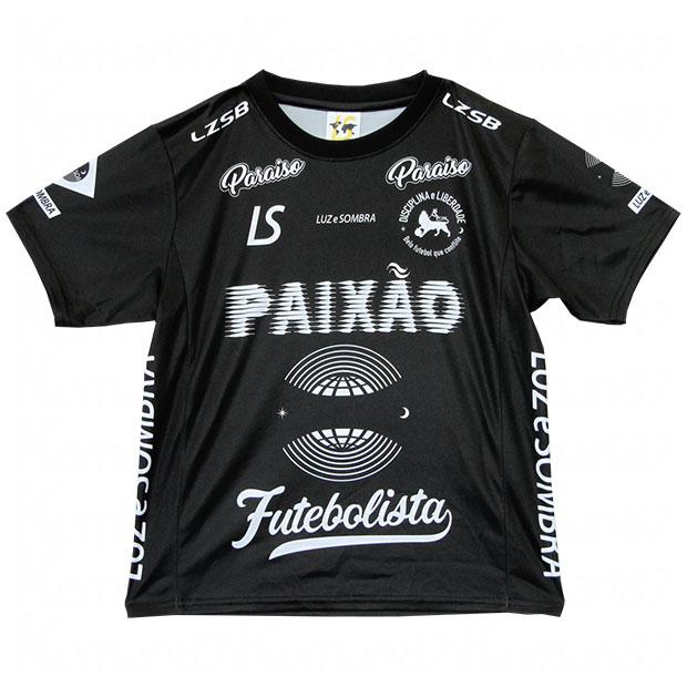 ジュニア PX 半袖プラクティスシャツ  f2021027-blk ブラック