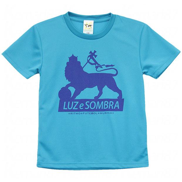 ジュニア IMN 半袖ゲームシャツ  f2021029-tblu Tブルー