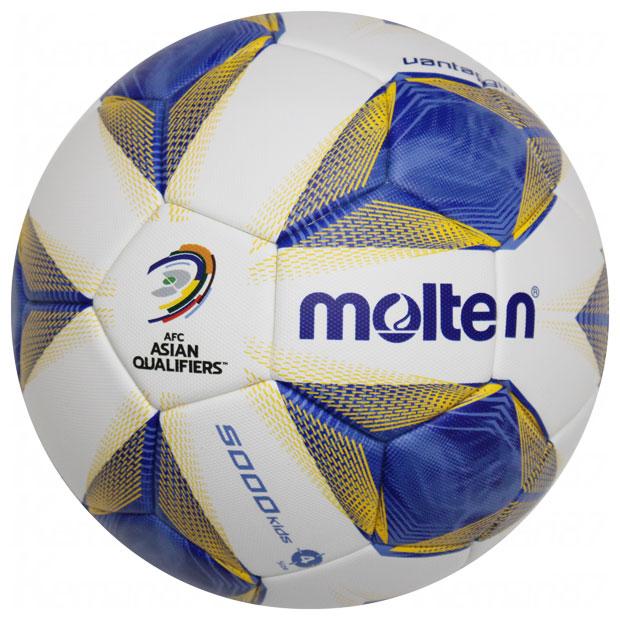 カタールWCアジア最終予選 公式試合球レプリカ キッズ  f4a5000-aa