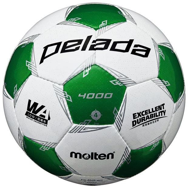 ペレーダ 4000  f4l4000-wg ホワイト×グリーン