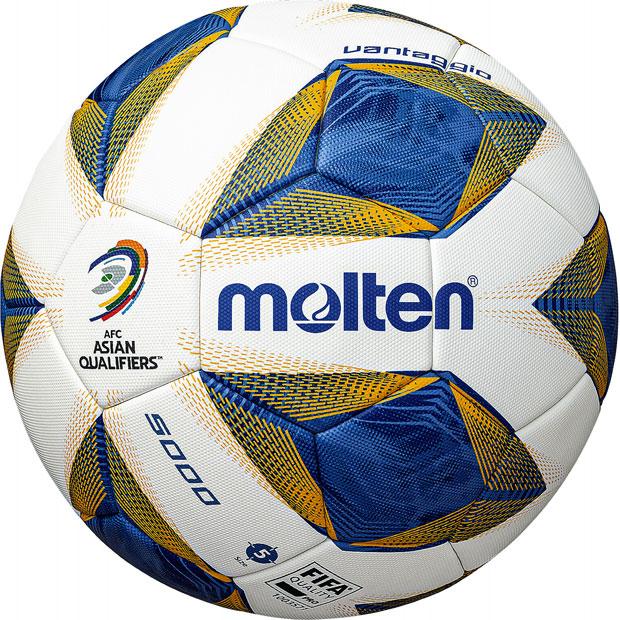 カタールWCアジア最終予選 公式試合球  f5a5000-aa