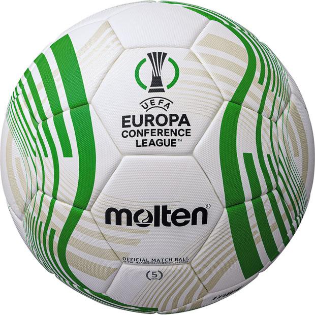 UEFAヨーロッパカンファレンスリーグ 2021-2022 公式試合球  f5c5000