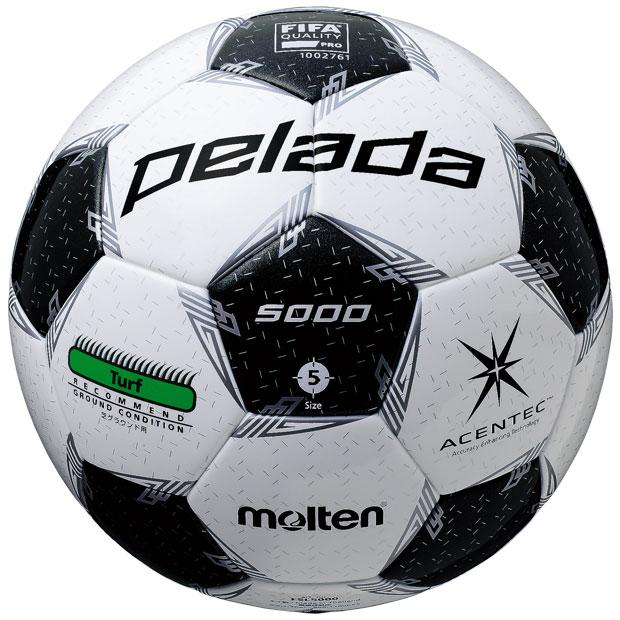 ペレーダ 5000 芝用  f5l5000 ホワイト×ブラック