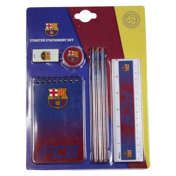 FCバルセロナ スターターステーショナリーセット  fcb10359
