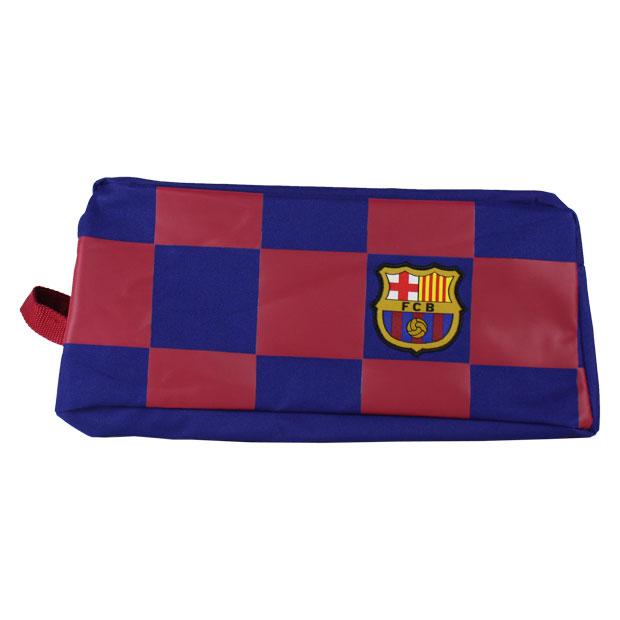 FCバルセロナ シューズケース  fcb811929440 ネイビー