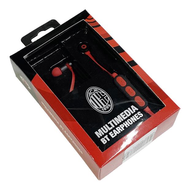 ACミラン TECHMADE Bluetooth インナーイヤー型イヤホン  frmusic-mil