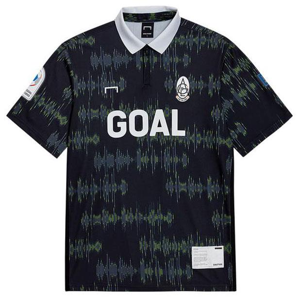 PULSE 半袖ゲームシャツ  g20sum1gs01-blk ブラック