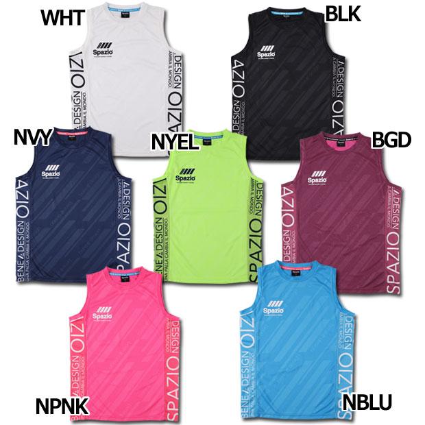 接触冷感ノースリーブシャツ  ge-0651