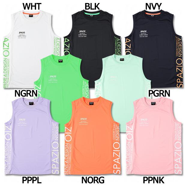 接触冷感ノースリーブシャツ  ge-0730
