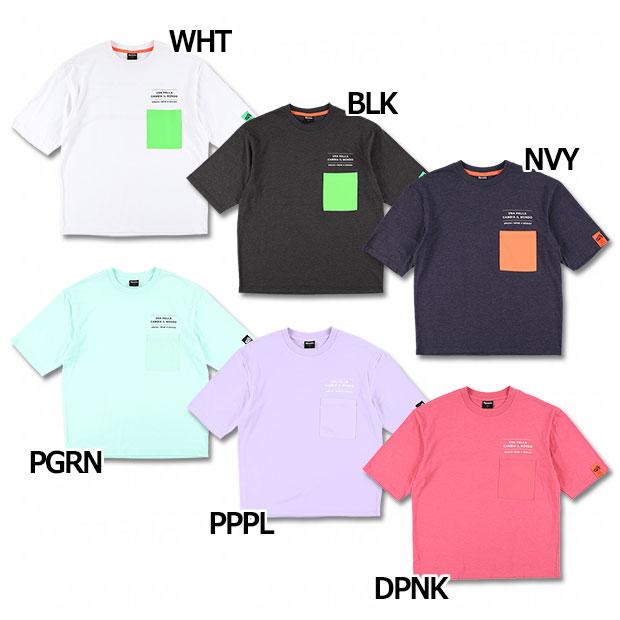 ポケット付き半袖Tシャツ  ge-0734