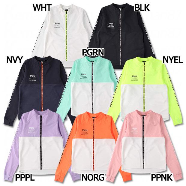 ロングジップジャケット  ge-0785