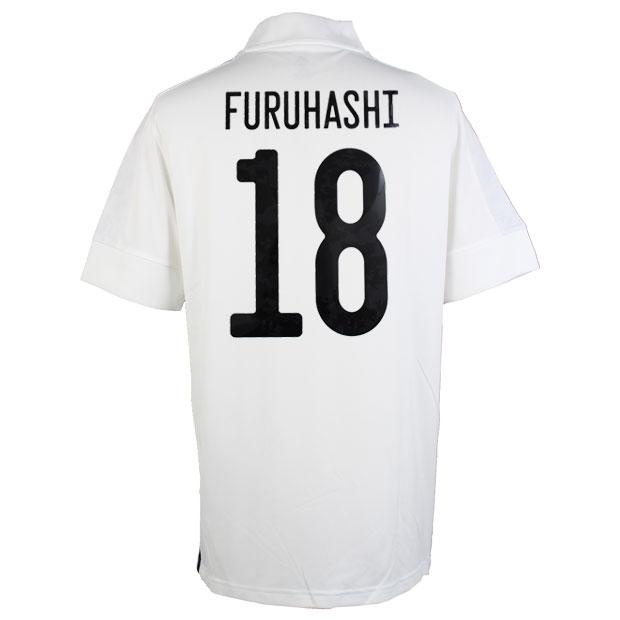サッカー日本代表 2020 アウェイ レプリカ ユニフォーム 半袖 ed7352  gem13-18-furuhashi