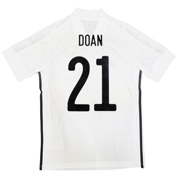 サッカー日本代表 2020 アウェイ レプリカ ユニフォーム 半袖 ed7352  gem13-21-doan