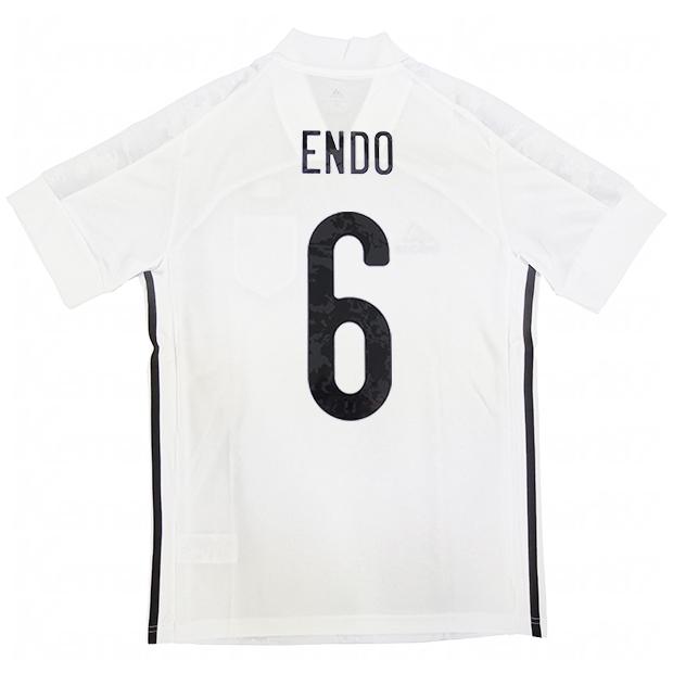 サッカー日本代表 2020 アウェイ レプリカ ユニフォーム 半袖 ed7352  gem13-6-endo