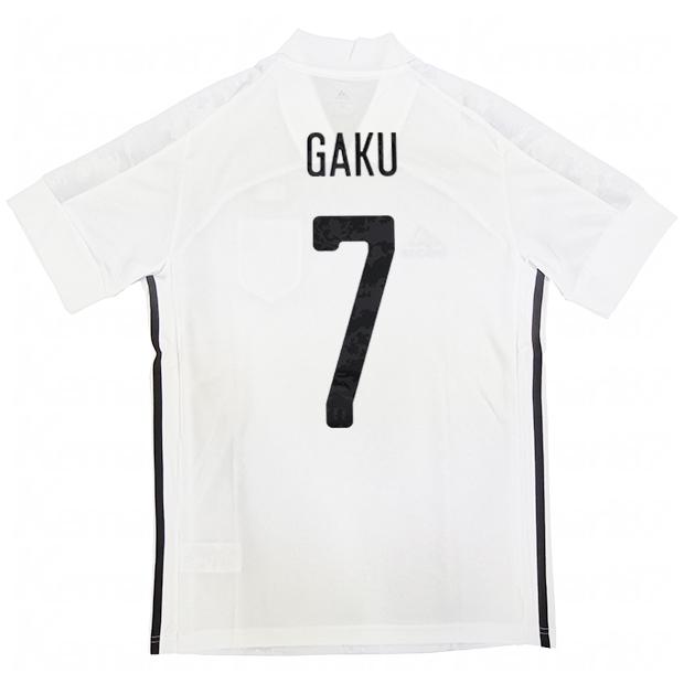 サッカー日本代表 2020 アウェイ レプリカ ユニフォーム 半袖 ed7352  gem13-7-shibasaki