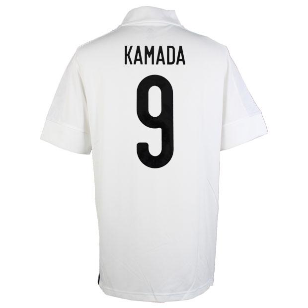サッカー日本代表 2020 アウェイ レプリカ ユニフォーム 半袖 ed7352  gem13-9-kamada