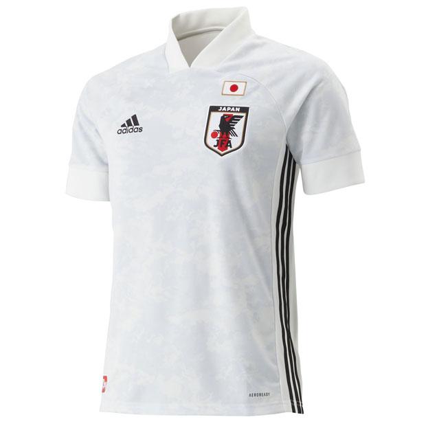 サッカー日本代表 2020 アウェイ レプリカ ユニフォーム 半袖  gem13-ed7352