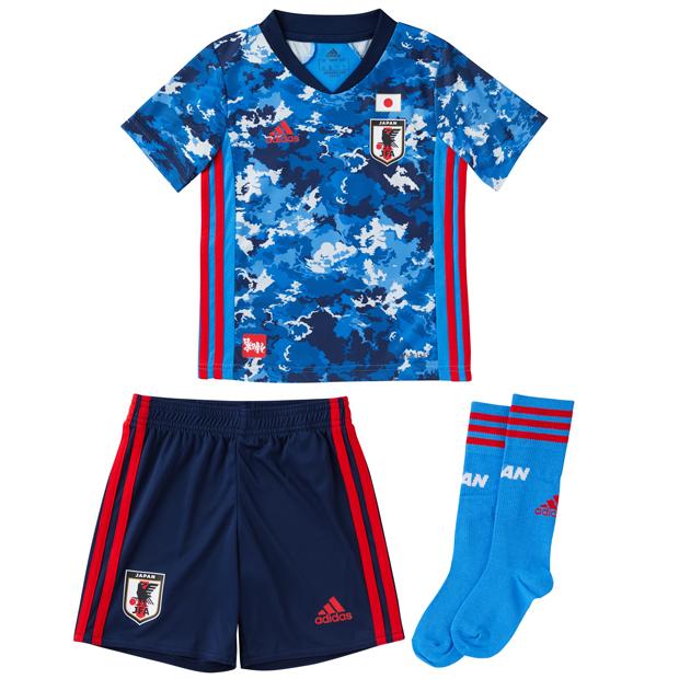 サッカー日本代表 2020 ホーム ミニキット KIDS  gem15-ed7354