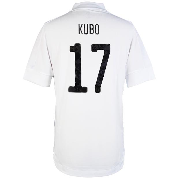 サッカー日本代表 2020 アウェイ オーセンティック ユニフォーム 半袖 ed7361  gem22-17-kubo 17.久保建英