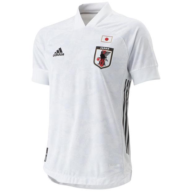 サッカー日本代表 2020 アウェイ オーセンティック ユニフォーム 半袖  gem22-ed7361