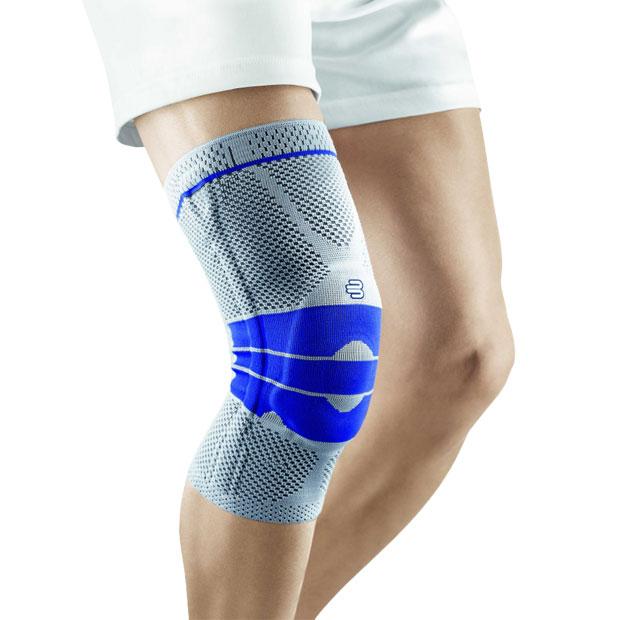 ゲニュTrain 膝用サポーター 左右兼用  genyu-train-ttn チタン