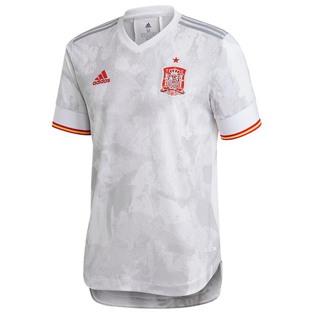 スペイン代表 2021 アウェイ 半袖オーセンティックユニフォーム  gll47-fi6239
