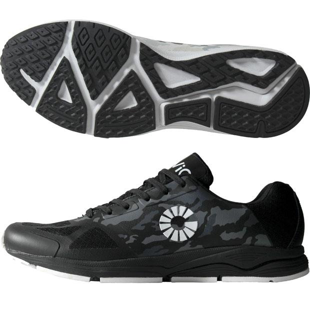 ランニングシューズ GS2007  gs2007-blkwht ブラック
